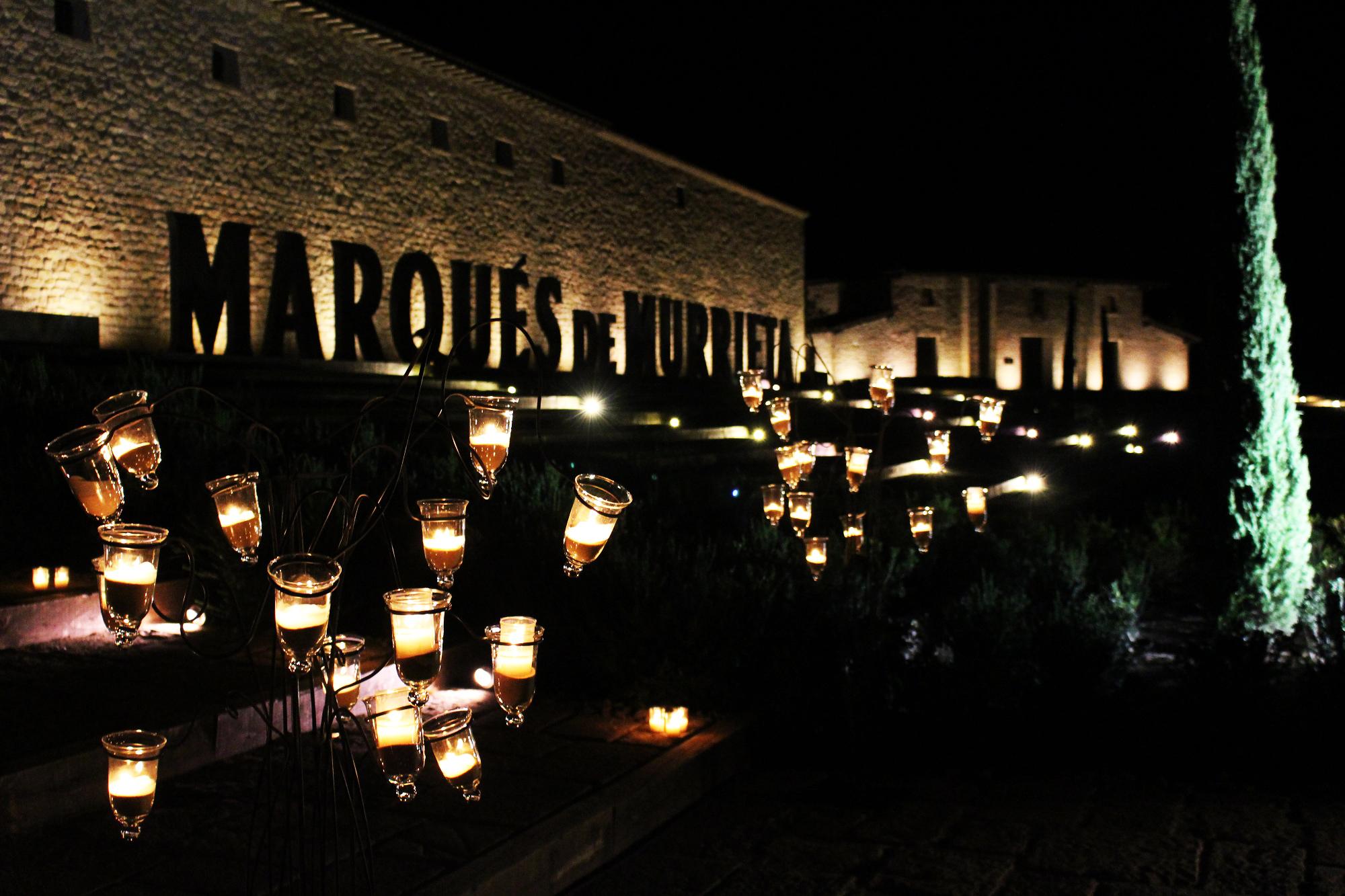 Inauguración Marqués de Murrieta 1