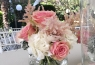 You have to decor in spring with floral elements in the decoration of an event